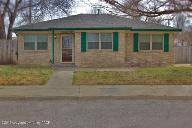 500 Kelly Pl, Amarillo, TX 79108 (#18-113146) :: Lyons Realty