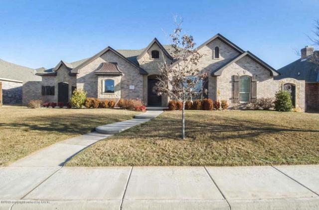 8006 Greenbriar Dr, Amarillo, TX 79119 (#18-113200) :: Edge Realty