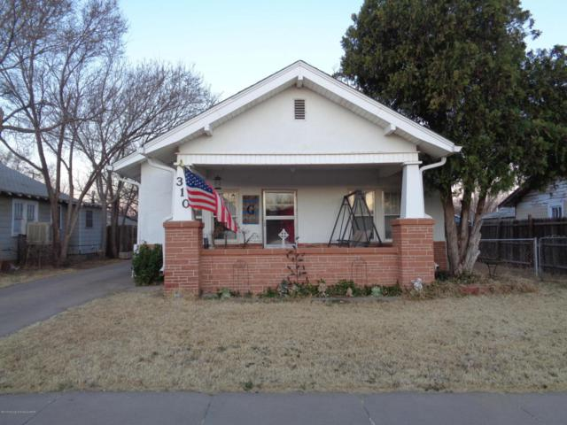 310 Tennessee St S, Amarillo, TX 79106 (#18-113207) :: Edge Realty
