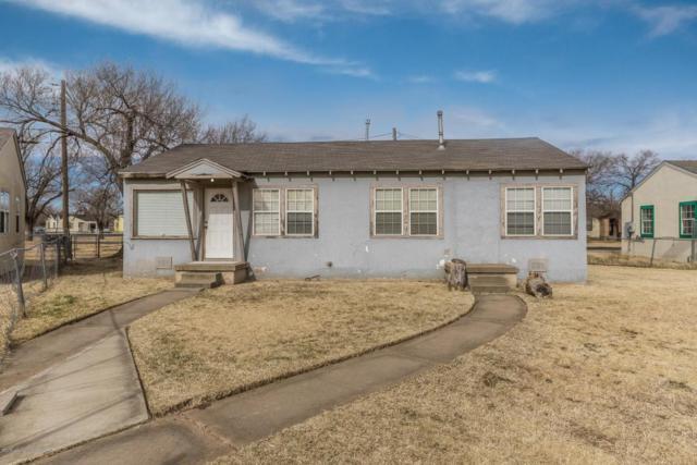 4302 Polk St S, Amarillo, TX 79110 (#18-113211) :: Gillispie Land Group