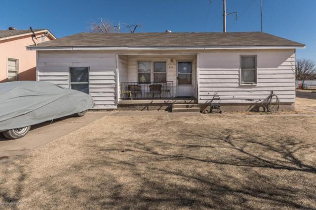 811 Bivins St, Amarillo, TX 79104 (#18-113214) :: Edge Realty