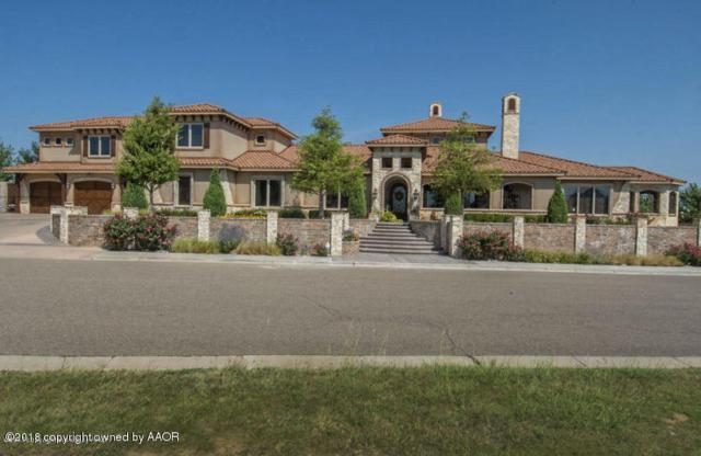 10 Pine Valley Ln, Amarillo, TX 79124 (#18-113451) :: Gillispie Land Group