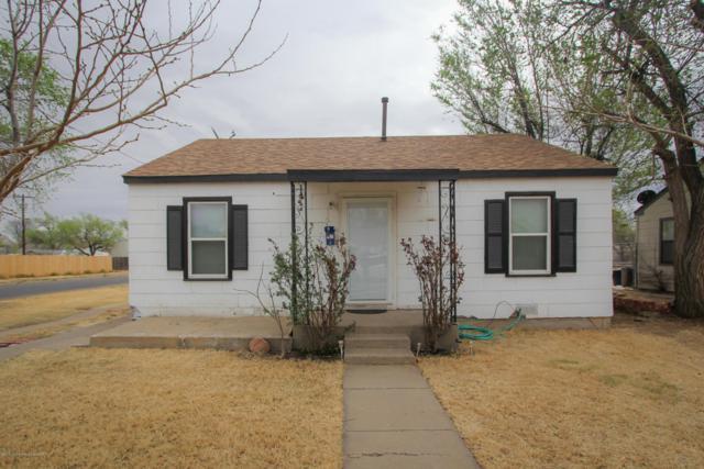 3701 Monroe St, Amarillo, TX 79110 (#18-113461) :: Gillispie Land Group