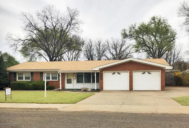 705 Maple, Dimmitt, TX 79027 (#18-113499) :: Big Texas Real Estate Group