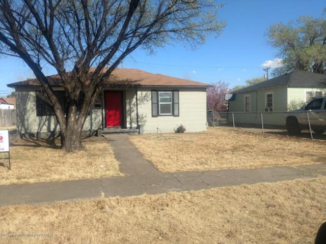 3815 Van Buren St, Amarillo, TX 79110 (#18-113610) :: Gillispie Land Group