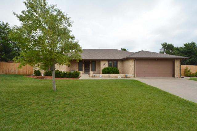 6316 Cedar Hollow Dr, Amarillo, TX 79124 (#18-113670) :: Gillispie Land Group