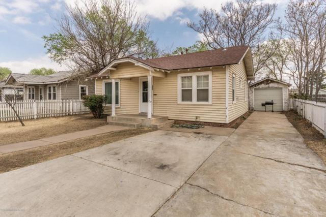 833 Kentucky St S, Amarillo, TX 79106 (#18-113672) :: Gillispie Land Group