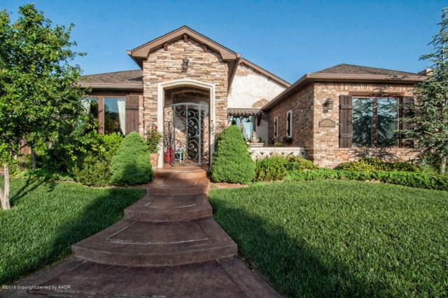 6106 Tuscany Vlg, Amarillo, TX 79119 (#18-113678) :: Lyons Realty