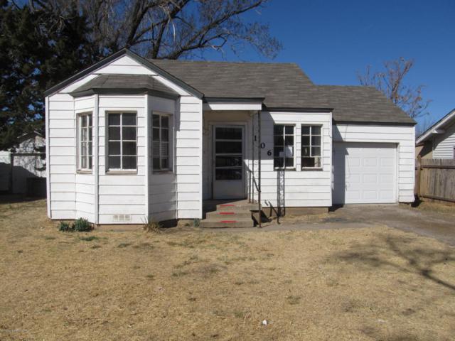 106 Alabama St S, Amarillo, TX 79106 (#18-113700) :: Gillispie Land Group