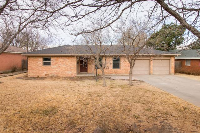 3510 Paramount Blvd, Amarillo, TX 79109 (#18-114032) :: Gillispie Land Group