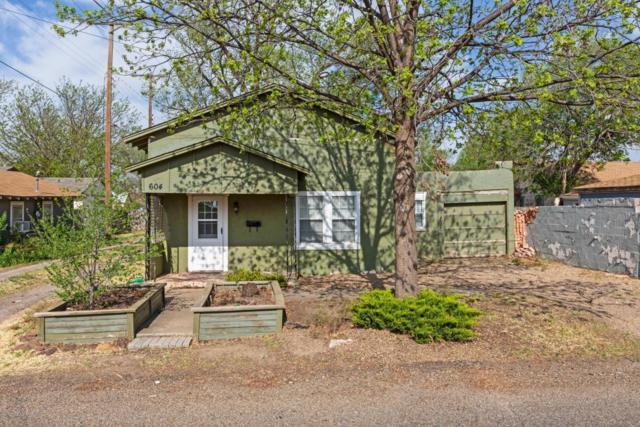 604 20th St, Canyon, TX 79015 (#18-114303) :: Elite Real Estate Group