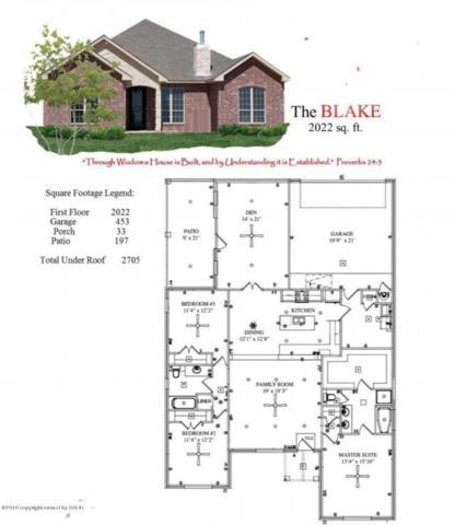 56 Canyon East Pkwy, Canyon, TX 79105 (#18-114348) :: Big Texas Real Estate Group