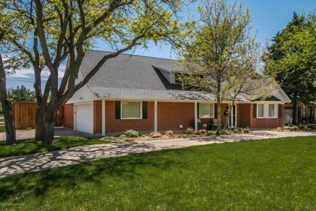 6201 Hanson Rd, Amarillo, TX 79106 (#18-114404) :: Keller Williams Realty