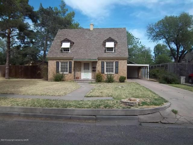 1605 Travis St, Amarillo, TX 79101 (#18-114435) :: Lyons Realty