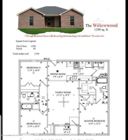 5007 Gloster St, Amarillo, TX 79118 (#18-114567) :: Big Texas Real Estate Group