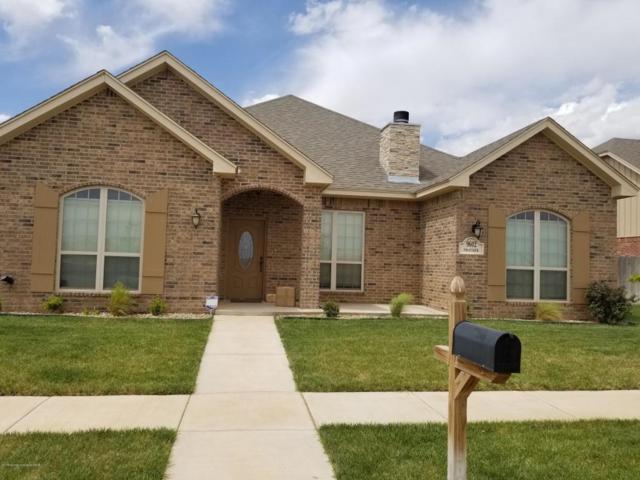 9602 Prather Ave, Amarillo, TX 79119 (#18-114581) :: Edge Realty