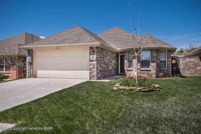 911 Rosenda, Amarillo, TX 79124 (#18-114729) :: Big Texas Real Estate Group