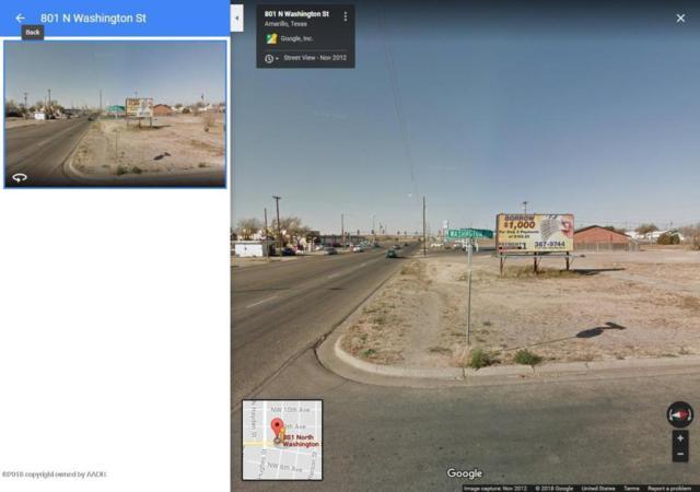 801 Washington St, Amarillo, TX 79107 (#18-114763) :: Big Texas Real Estate Group