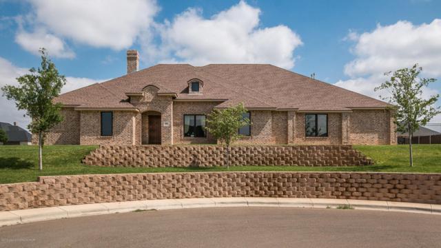 8008 Oakview Dr, Amarillo, TX 79119 (#18-114804) :: Edge Realty