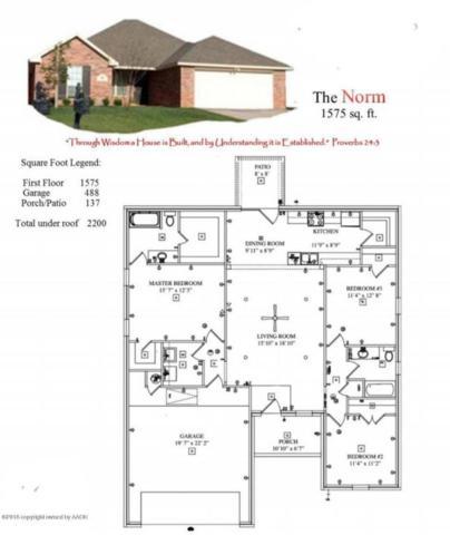 33 Nicci Ln, Canyon, TX 79015 (#18-114805) :: Lyons Realty