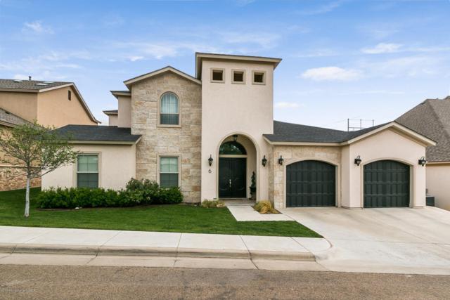 6 Merion Pl, Amarillo, TX 79124 (#18-114888) :: Gillispie Land Group