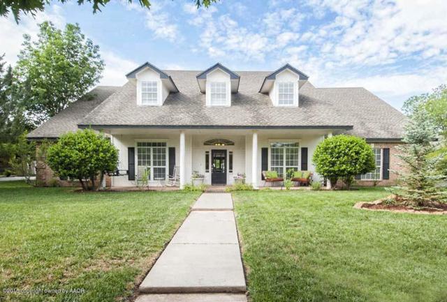 7409 Park Ridge Dr, Amarillo, TX 79119 (#18-114967) :: Big Texas Real Estate Group