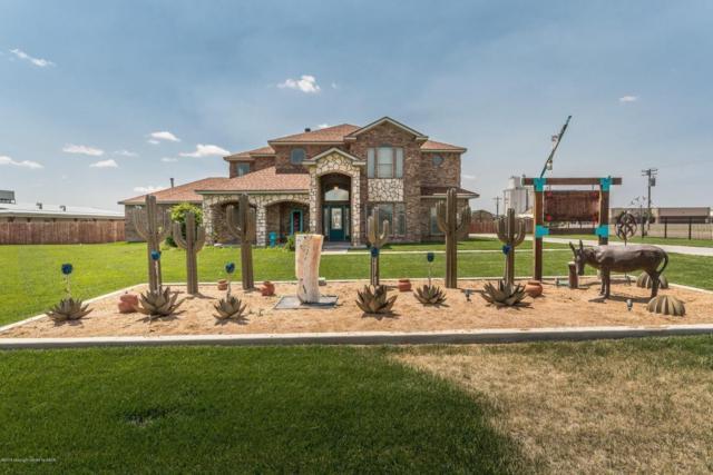 19151 Stone Creek Rd, Bushland, TX 79012 (#18-115043) :: Keller Williams Realty