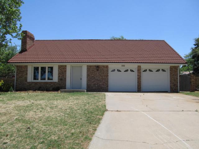 308 Buffalo Trl, Tulia, TX 79088 (#18-115047) :: Elite Real Estate Group