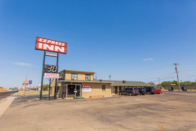 4401 Ih 40, Amarillo, TX 79104 (#18-115144) :: Edge Realty