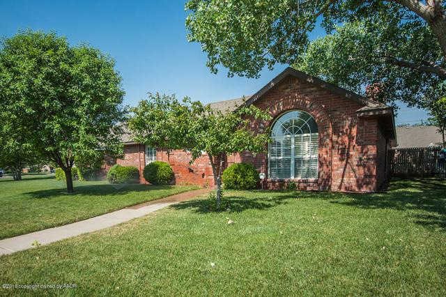 5802 Foxcroft Dr, Amarillo, TX 79119 (#18-115461) :: Keller Williams Realty
