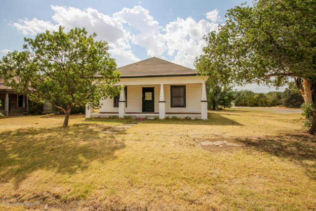 500 Parks St, Claude, TX 79019 (#18-115594) :: Edge Realty