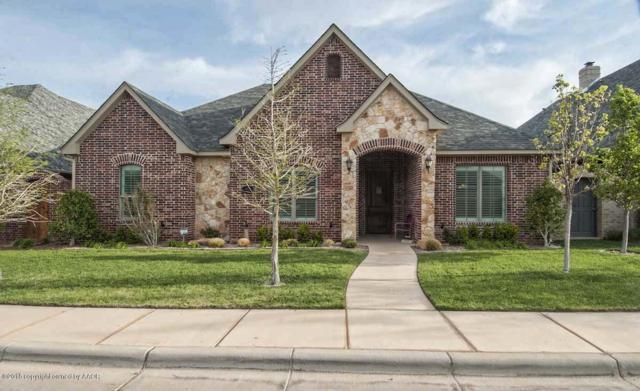 6820 Baccus Dr, Amarillo, TX 79124 (#18-115735) :: Elite Real Estate Group