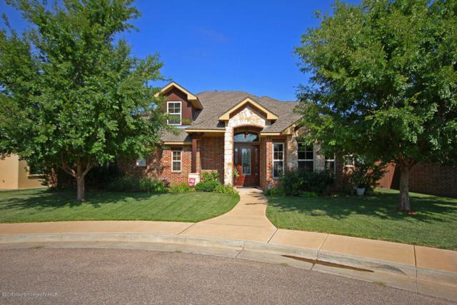 4 Shinnecock Dr, Amarillo, TX 79124 (#18-115754) :: Gillispie Land Group