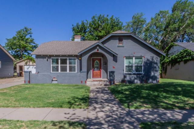 3206 Harrison St S, Amarillo, TX 79109 (#18-115770) :: Keller Williams Realty