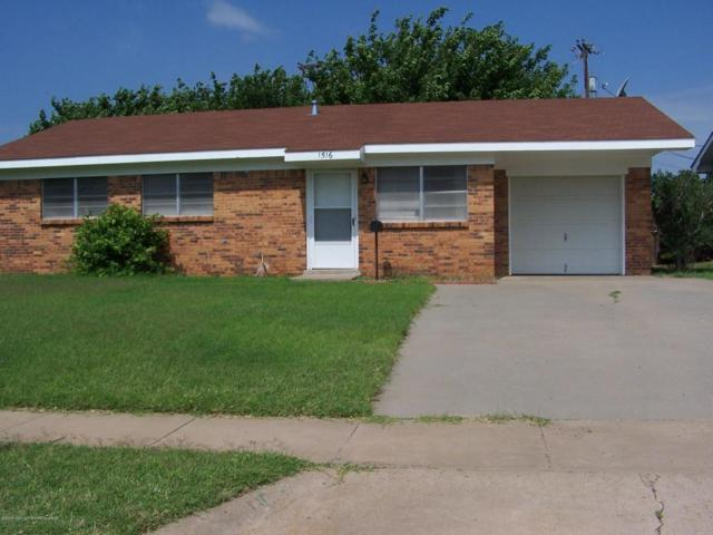 1516 Pellinore St, Borger, TX 79007 (#18-115795) :: Lyons Realty