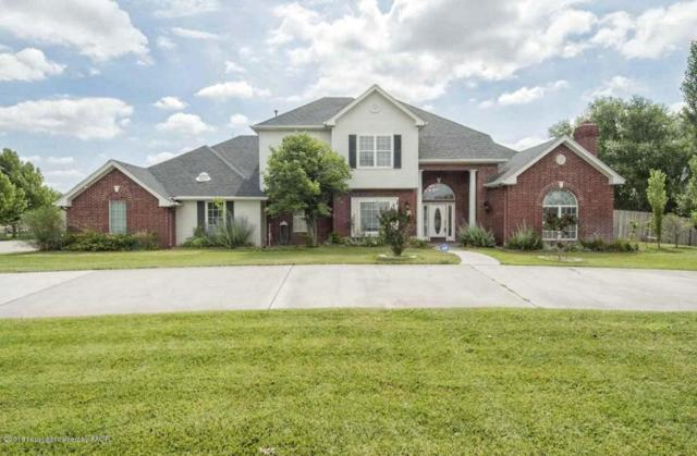 9251 Greyhawk Rd, Amarillo, TX 79119 (#18-115826) :: Elite Real Estate Group