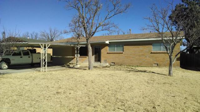 1721 S Grinnell St, Perryton, TX 79070 (#18-115869) :: Elite Real Estate Group