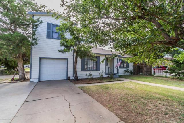 4301 Parker St, Amarillo, TX 79110 (#18-116216) :: Edge Realty