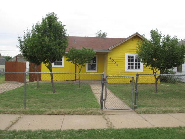 4008 11th Ave E, Amarillo, TX 79104 (#18-116270) :: Elite Real Estate Group