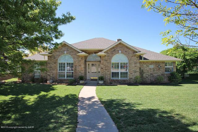 6229 Cedar Hollow Dr, Amarillo, TX 79124 (#18-116420) :: Elite Real Estate Group