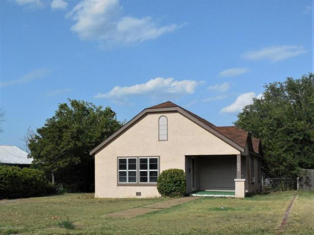 408 Houston Street N, Shamrock, TX 79079 (#18-116502) :: Big Texas Real Estate Group