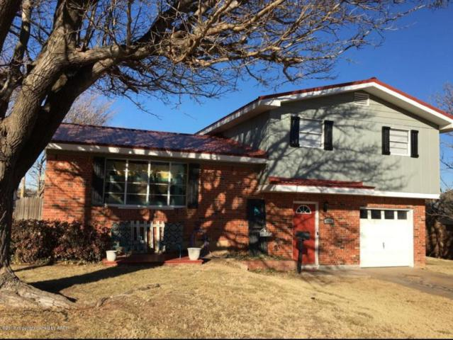 1201 Evergreen St, Borger, TX 79007 (#18-116548) :: Elite Real Estate Group
