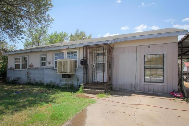2815 Oak Dr, Amarillo, TX 79107 (#18-116552) :: Edge Realty