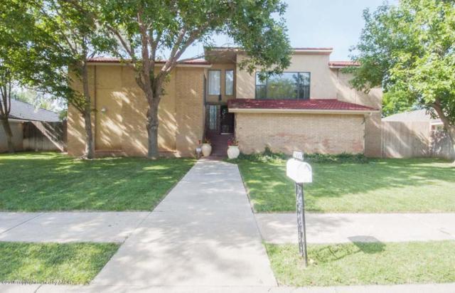 7609 Sleepy Hollow Blvd, Amarillo, TX 79121 (#18-116561) :: Edge Realty