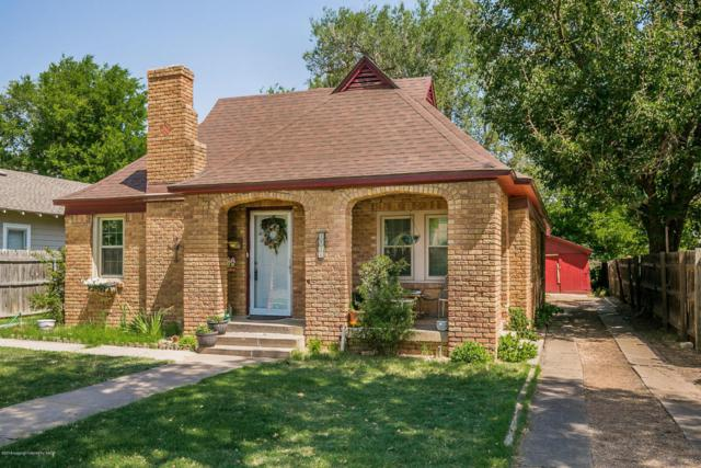 3720 Fountain Ter, Amarillo, TX 79106 (#18-116581) :: Gillispie Land Group