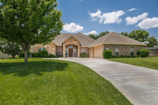 5 Pebble Beach Ct, Amarillo, TX 79124 (#18-116799) :: Gillispie Land Group