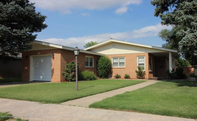 1303 Oak Ave, Dalhart, TX 79022 (#18-116819) :: Big Texas Real Estate Group