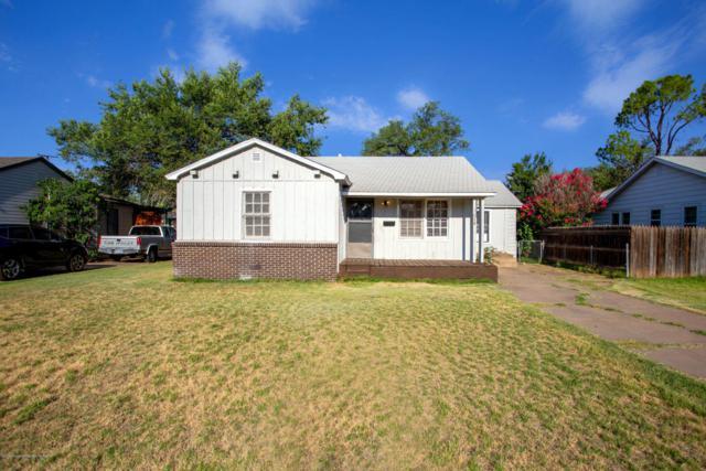 3618 Travis St, Amarillo, TX 79110 (#18-116897) :: Edge Realty
