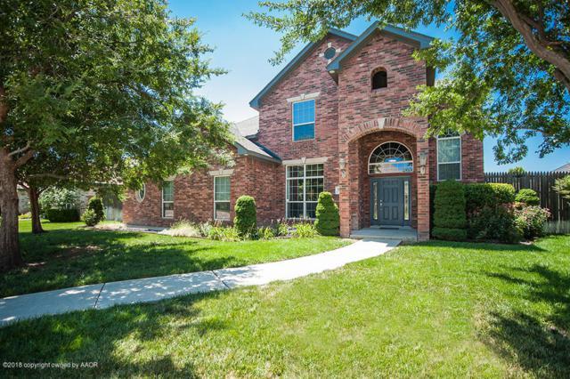 3608 Van Tassel St, Amarillo, TX 79121 (#18-117001) :: Edge Realty