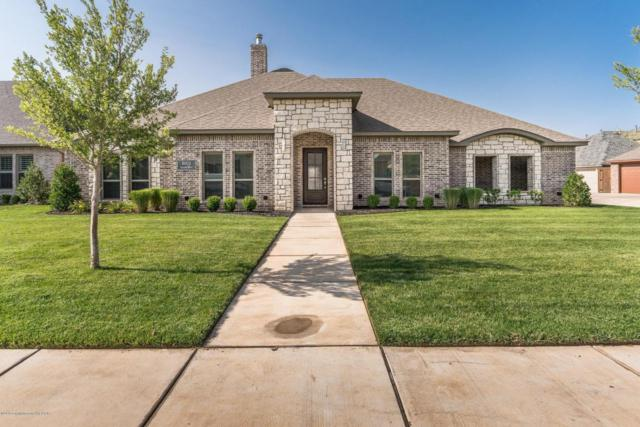 8003 Oakview Dr, Amarillo, TX 79119 (#18-117137) :: Keller Williams Realty